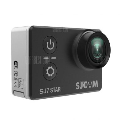 $146 with coupon for Original SJCAM SJ7 STAR WiFi Action Camera 4K  –  BLACK EU warehouse from GearBest