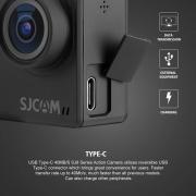€ 139 con cupón para el juego completo de cámara de acción WiFi SJCAM SJ8 Pro 4K 60fps de GEARVITA