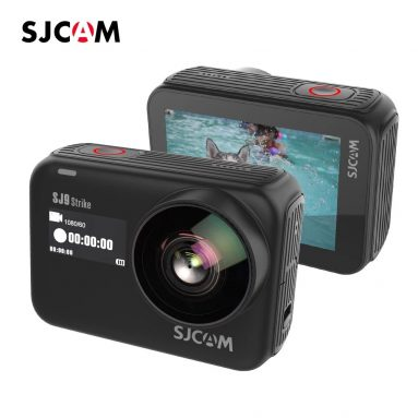 $179 with coupon for SJCAM SJ9 Strike 4K 60fps WiFi Sports Action Camera from TOMTOP