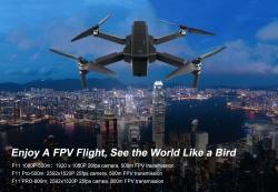 $ 146 met kortingsbon voor SJRC F11 GPS 5G Wifi FPV FPV RC Drone - RTF 25mins Vlucht Quadcopter - Wit 1080P 5G 500M met 1-batterij van GEARBEST