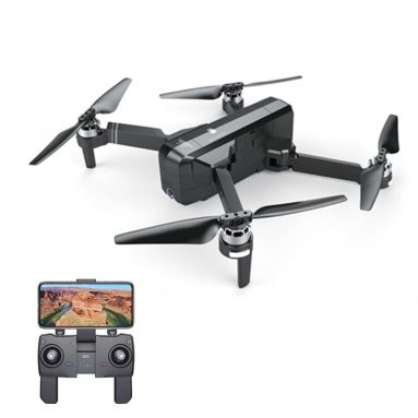 €137 with coupon for SJRC F11 GPS 5G Wifi FPV With 1080P Camera 25mins Flight Time Brushless Selfie RC Drone Quadcopter – 1080P One Battery from BANGGOOD