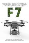 € 200 med kupong for SJRC F7 4K PRO 5G WIFI 3KM FPV GPS med 4K HD-kamera 3-akset mekanisk Gimbal 25 minutter Flytid Optisk flyt Børsteløs RC Drone Quadcopter RTF-To batterier med oppbevaringspose fra BANGGOOD