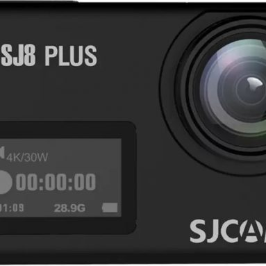 €105 with coupon for SJcam SJ8 Plus 170 Degree Wide Angle Len Car Sport Camera Small Box from BANGGOOD