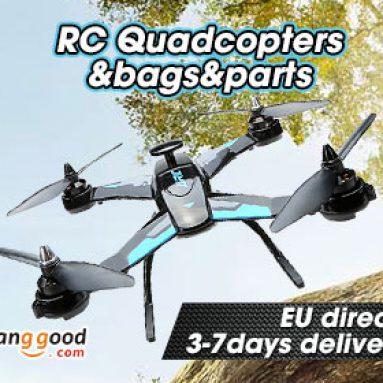 BANGGOOD TECHNOLOGY CO., LIMITED의 EU 창고에있는 RC 쿼드 콥터 용 10 % OFF