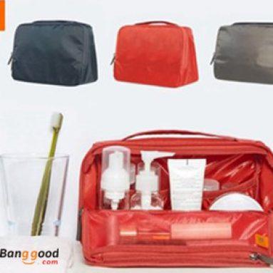 Ekstra 20% OFF for Pre-Order Xiaomi Storage Vesker Vanntett Travel Makeup Bag fra BANGGOOD TECHNOLOGY CO., LIMITED