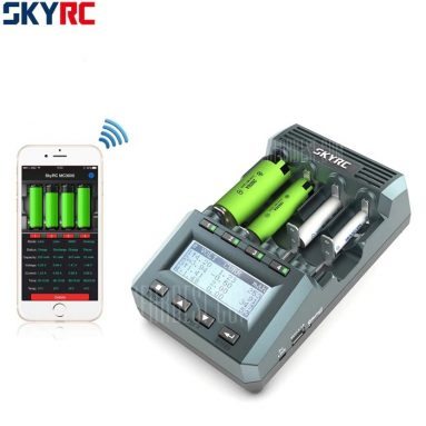 $79 with coupon for SKYRC MC3000 Smart Bluetooth Charger Eu Plug Black EU warehouse from GearBest