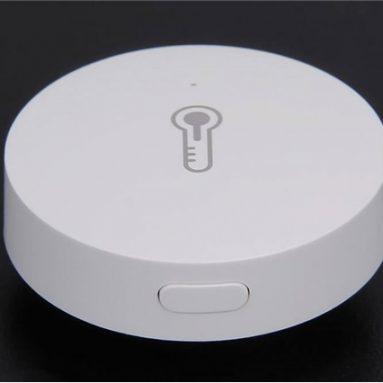$ 9.99ベストセラー、FocalpriceのXiaomi Miniスマートホーム温度湿度センサー