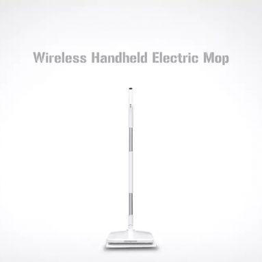 €89 with coupon for Xiaomi SWDK – D260 Handheld Electric Mop from EU CZ warehouse BANGGOOD