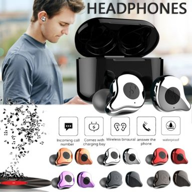 $41 with coupon for Sabbat E12 TWS Earbuds Bluetooth 5.0 from GearVita