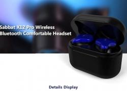 € 29 sa kupon para sa Sabbat X12 Pro Wireless Bluetooth Earphones mula sa GEARVITA