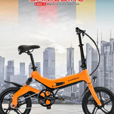 Samebike Bicycles Brand Sale: Arrives within 5 days – Tomtop.com