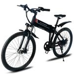 € КСНУМКС са купоном за Самебике ЛОКСНУМКС електрични мопед бицикл паметни склопиви бицикл - БЛАЦК ЕУ ПЛУГ ЕУ ПОЉСКА складиште из ГеарБест