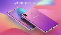 $ 169 với phiếu giảm giá cho Samsung Galaxy A6s 4G Phablet Phiên bản quốc tế - Màu tím từ GEARBEST