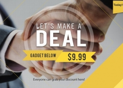 Epic BestSeller Sale to GearBest.com – Deal from $9.99