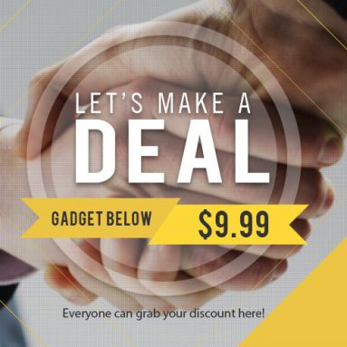 GearBest.com için Epic BestSeller Satış - $ 9.99 dan Deal