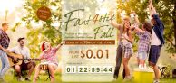 GearBest Fant4stic Fall salg