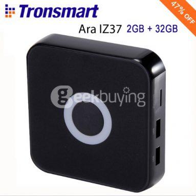 Geekbuying से Tronsmart Ara IZ20 के लिए $ 37 बंद