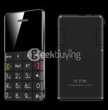$ 2 off pour Qmart Q5 Mini téléphone portable à carte de poche de Geekbuying