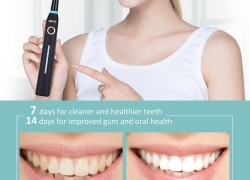 $9 with coupon for Seago SG-958 Sonic Electric Toothbrush from GEARVITA