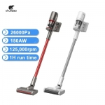 €150 with coupon for Shunzao Z11 Pro Cordless Handheld Vacuum Cleaner Dust Collector For Carpet Sweep From Xiaomi Youpin – White from EU CZ warehouse BANGGOOD