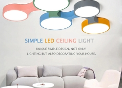 $89 with coupon for Simple Fashion LED Ceiling Light for Home from GearBest