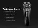 $13 with coupon for Enchen Smart Anti-clamp Shaver from Xiaomi youpin from GEARBEST