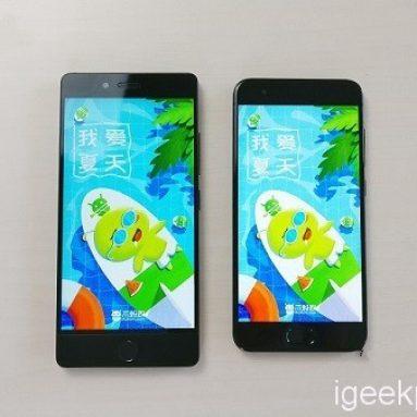 Smartisan नट प्रो वीएस Xiaomi MI6 डिजाइन, Antutu, कैमरा, बैटरी समीक्षा