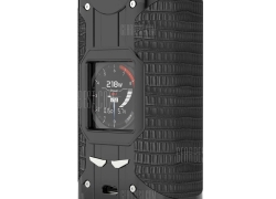 $43 with coupon for Smoant Cylon 218W TC Box Mod for E Cigarette  –  BLACK from GearBest