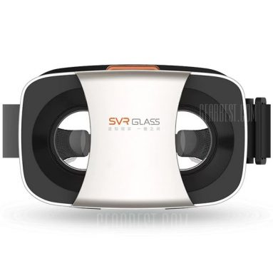 $19 flash sale for SnailVR SVR Glass Virtual Reality 3D Glasses for 4.7 – 6 inch Smartphone with Elastic Band  –  AS THE PICTURE from GearBest