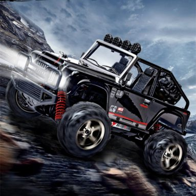 $ 59.89 for Subotech BG1511A 1: 22 2.4G 4WD 40km / h Off-Road Drift RC Bil fra FASTBUY INC