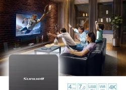 $25 with coupon for Sunvell H3 2GB RAM + 16GB ROM TV Box – BLACK EU PLUG from Gearbest