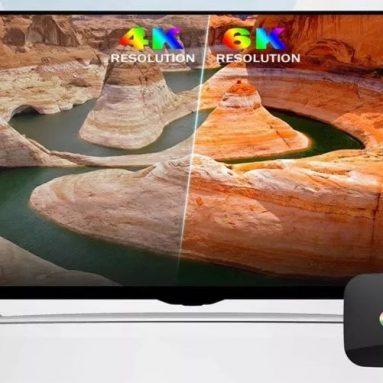 $ 36 với phiếu giảm giá cho Sunvell Q Plus Allwinner H6 TV Box 4GB RAM 64GB ROM từ GEARVITA