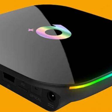 $ 29 với phiếu giảm giá cho Sunvell Q Plus Allwinner H6 TV Box 4GB RAM 32GB ROM từ GEARVITA
