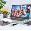 €305 with coupon for T-BAO TBOOK X8S Laptop 15.6 inch Intel Celeron J3455 8GB LPDDR4 512GB SSD Intel HD Graphics 500 from BANGGOOD