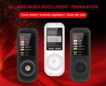 $99 with coupon for T2 Intelligent Voice Translator Support Audio Record Playback 35 Languages – GRAY from GearBest