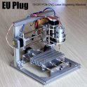 $155 with coupon for T8 DIY CNC Engraver Printer Machine  –  EU PLUG  SILVER from GearBest