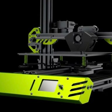 €199 with coupon for TEVO Tarantula Pro 235 x 235 x 250mm 3D Printer – Pistachio Green EU Plug from GEARBEST