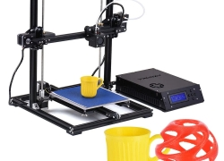 €130 with coupon for TRONXY X3 High Precision 3D Printer Kit With Free 8GB TF Card GERMANY WAREHOUSE from TOMTOP