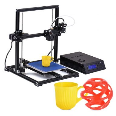 €116 with coupon for TRONXY X3 High Precision 3D Printer Kit GERMANY WAREHOUSE from TOMTOP