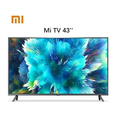 € 381 med kupong for Xiaomi 43 tommers Mi TV 5G WiFi BT Smart TV TV TYSKLAND WAREHOUSE fra TOMTOP