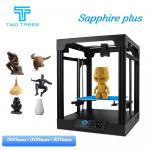 €337 TWOTREES®Sapphire Plus Core XY 300 * 300 * 350mm印刷サイズ3Dプリンター、フルメタルボディ/ダブルリニアガイド/ BMGエクストルーダー/パワーレジューム/フィラメント検出/自動レベリングDIY 3Dプリンターキット(EU CZ ES倉庫から)のクーポン付きバングッド