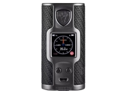 $44 with coupon for Talent Vape HATO 238W TC Mod  –  BLACK from GearBest