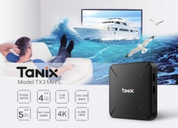 $29 with coupon for Tanix TX3 Mini L TV Box – BLACK 2GB RAM + 16GB ROM EU from GearBest