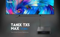 $49 with coupon for Tanix TX5 Max Android 8.1 TV Box – BLACK 4GB RAM+32GB ROM EU PLUG from GearBest