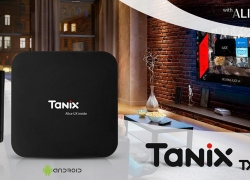 €35 with coupon for Tanix TX6 – A TV Box – Black EU Plug from GEARBEST