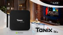 $39 with coupon for Tanix TX6 TV Box – BLACK EU PLUG from GearBest