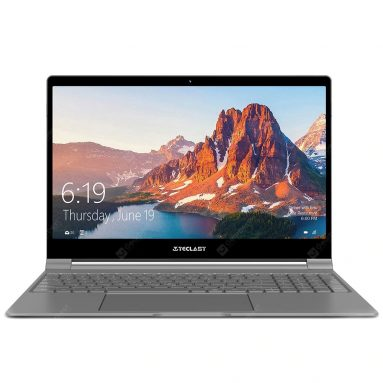 €287 with coupon for Teclast F15 Laptop 15.6 inch English Version N4100 8GB RAM 256 RAM SSD Intel UHD Graphics 600 – Silver from BANGGOOD