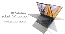 €269 with coupon for Teclast F5R 11.6-Inch Laptop (FREE LAPTOP BAG) EU CZ WAREHOUSE from BANGGOOD