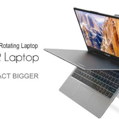 €286 with coupon for Teclast F5R 11.6-Inch Laptop from BANGGOOD