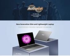 $ 355 s kupónem pro notebook Teclast F7 Plus 8GB RAM 256GB SSD - Platinum 8GB + 256GB od společnosti GEARBEST